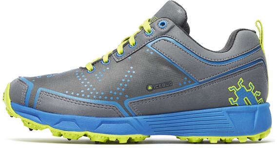 Icebug W's DTS2 BUGrip Shoes Charcoal/Azure